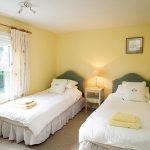 Blackhorse Cottage, Brancaster Staithe | Twin Bedroom