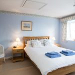 Blackhorse Cottage, Brancaster Staithe | Double Bedroom